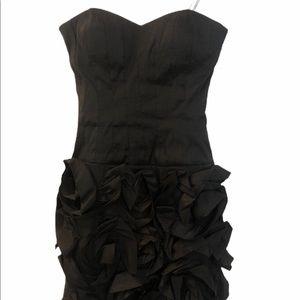BCBG Max & Cleo Strapless dress